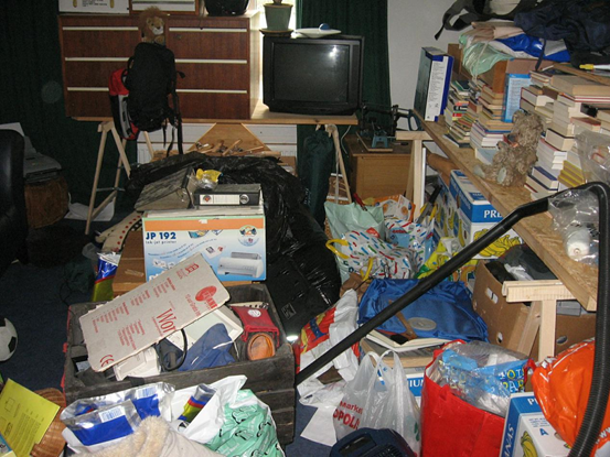 Why Is Hoarding Bad for Your Health?