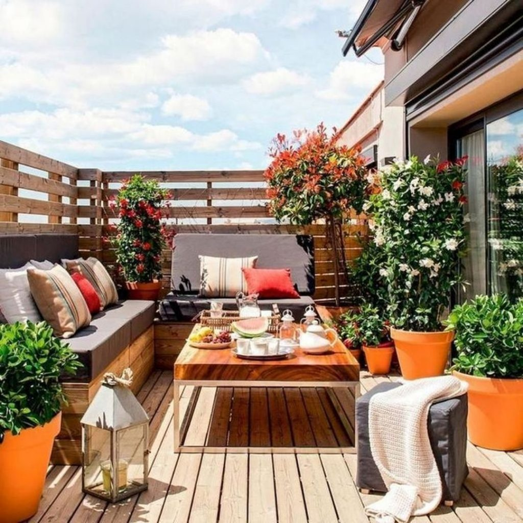 5 Ideas for a Gorgeous Balcony