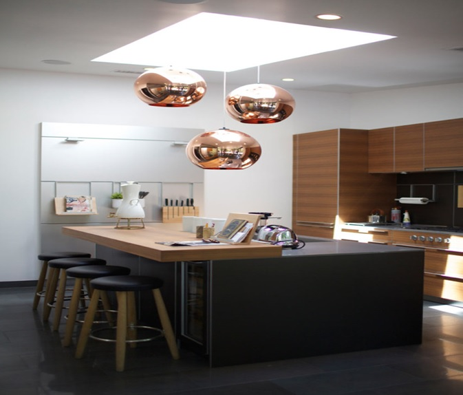 Mixing Metals to Create A Unique Kitchen Style