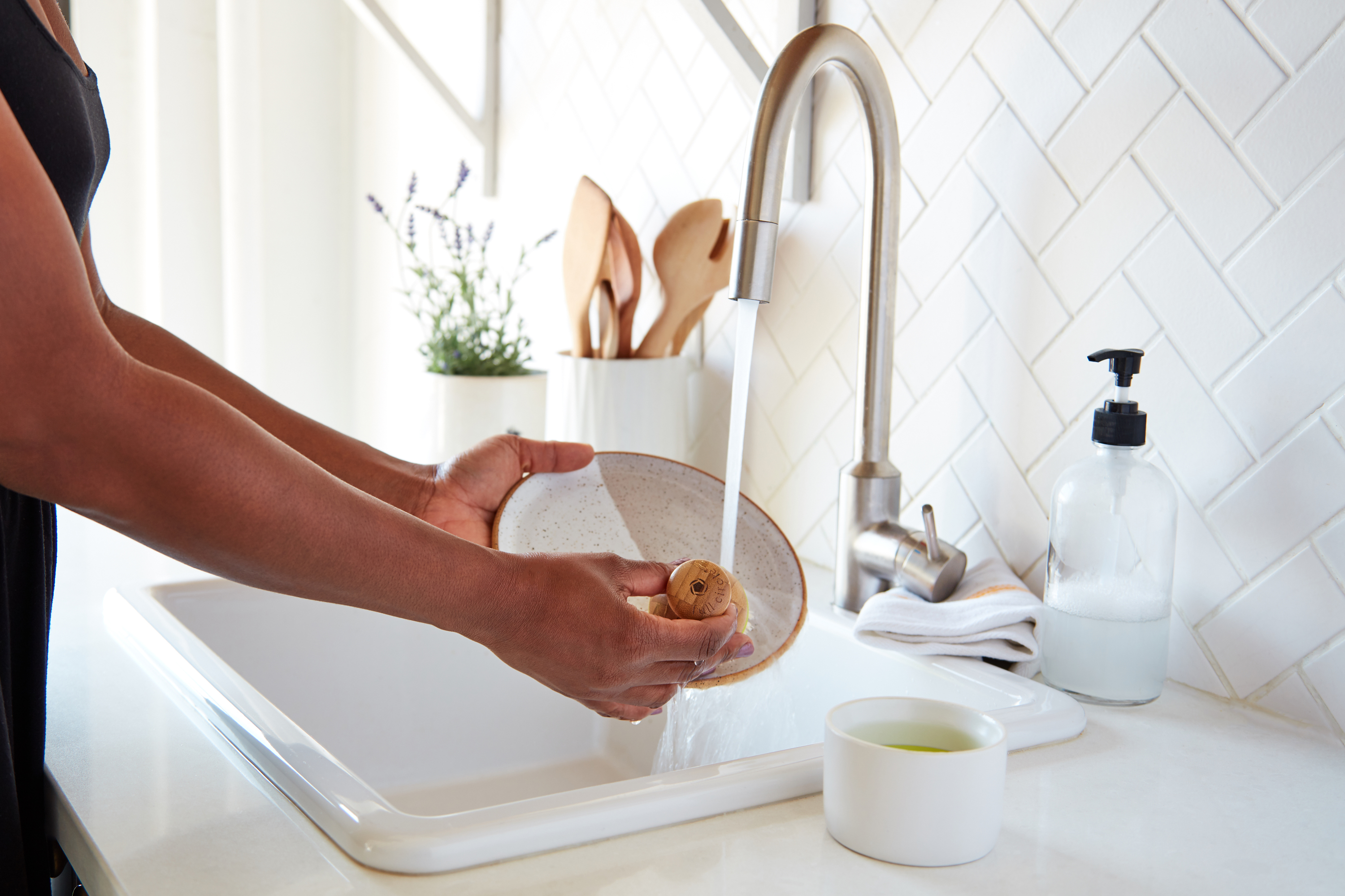 Dish Soap and Warm Water: The Backbone of House Cleaning